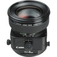 45mm f/2.8 tilt shift lens