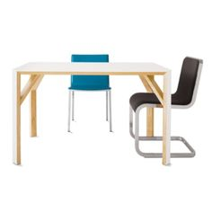 nature dining table in dining tables   CB2