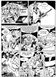 Torpedo page Jordi Bernet