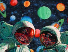 Resultado de imagem para imagens tumblr com galaxy