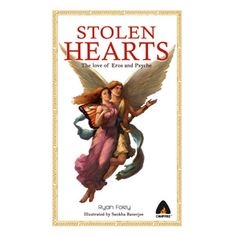 STOLEN HEARTS — n the time of myths and legends... ...Aphrodite, the Greek goddess of beauty, has grown jealous of a young girl named Psyche. She is envious of the praise being heaped upon the mortal girl for her splendour. The goddess decides to dispatch her mischievous son Eros, the god of love, to perform a nasty trick. When the trick goes awry, Eros finds himself falling in love with Psyche. Unable to resist her allure, he whisks her away to a palace in the sky. Find out what happened…