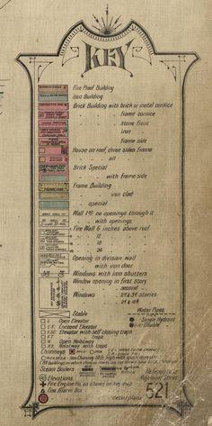 David Rumsey Historical Map Collection   Pre-Earthquake San Francisco 1905 Sanborn Insurance Atlas