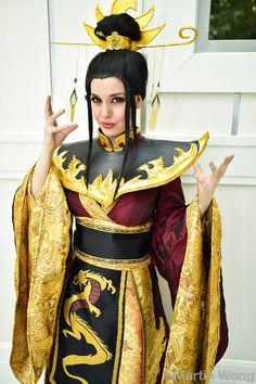 Azula (Avatar) cosplay at Katsucon 2015 Avatar Cosplay, Epic Cosplay, Cosplay Diy, Cosplay Makeup, Amazing Cosplay, Halloween Cosplay, Cosplay Outfits, Cosplay Girls, Cosplay Costumes