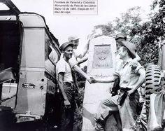 El blog de Santana Trophy: La expedición Trans-Darien. El tramo intransitable de la ruta panamericana.