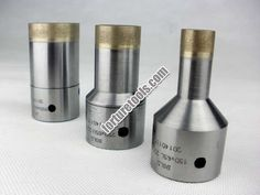 Forturetools internal threaded diamond drill bit for glass