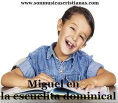 Miguel en la escuelita dominical   Chistes Cristianos