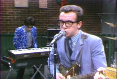The Stunt That Got Elvis Costello Banned From Saturday Night Live
