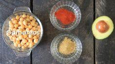 [Vídeo] Disfruta de esta sabrosa adaptación del clásico hummus...