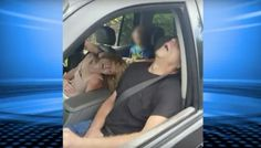 Ohio cops are hoping these images of couple overdosed on heroin with a…