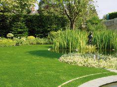 Gardenplaza - Mit Kunstgras mühelos zu dauerhaftem Glanz im eigenen Garten - Eine Kunst für sich!