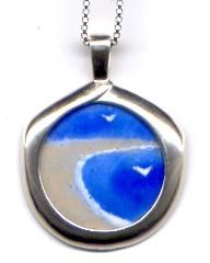 Red Fish Blue Fish at 374 Main Street, Hyannis has gorgeous jewelry and gifts. On site glass studio.