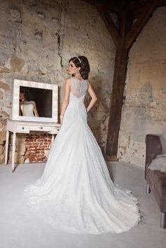 Robe de mariée Empire du Mariage - modèle ORCHIDEE-B - 2014