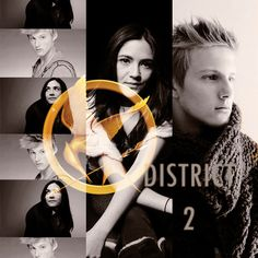 Cato & Clove - Star-crossed Lovers from District 2