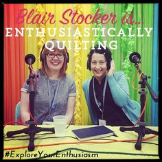 What's your enthusiasm? Mine is quilt making and upcycling!