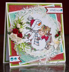 lisainkywings.se/blogg Stamp: Bildmålarna