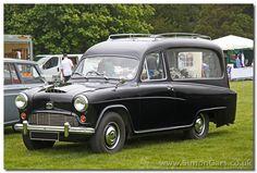 hearse | Woodall Nicholson A55 Hearse front - Austin A55 Hearse. This ...