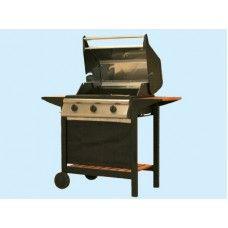 Barbecue gas GDLC Grillino Modello a gas con griglia cm. 42x39 ...