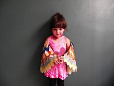 How to make wings! Dress up project.