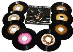 "J Dilla ""Donuts 45 Box Set"" 7 Inch Vinyl"
