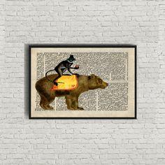 Instant Digital download of Of Folk art by VintageLithoArt on Etsy