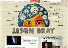 JasonGrayMusic webdesign