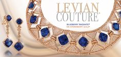 LeVian Couture - with Tanzanites