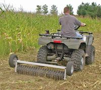 Small Farm Tillage & No Till Equipment ~Article from Hobby Farms Magazine