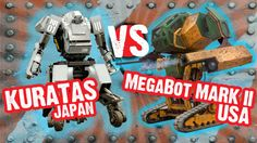 U.S. Builds First Giant Robo-Suit, Immediately Challenges Japan To Fight