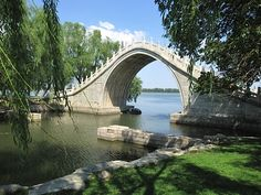 Jade Belt Bridge, Summer Palace, Beijing