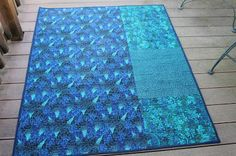 Quilting is more fun than Housework...: Blogger's Quilt Festival - Scrappy Quilt