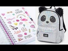DIY School Supplies! 10 Weird Back To School DIY Projects - YouTube