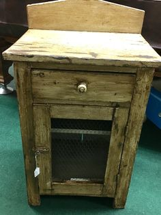 Old Farm House Cabinet