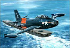 Military Art, Military History, The Art Of Flight, Go Navy, Uav Drone, Us Coast Guard, Aviation Art, Old Models, Battleship