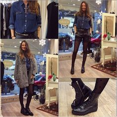 Cookie boots Knee Boots, Cookie, Footwear, Happy, Shoes, Style, Fashion, Swag, Moda
