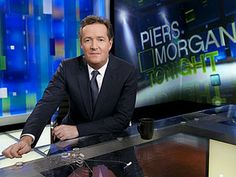 UPDATE, SATURDAY PM: Watch the departing Piers Morgan deliver his CNN farewell and gun control speech below. PREVIOUS, FRIDAY PM: Piers Morgan wrapped his three-year CNN run tonight with (gasp! Wayne Lapierre, Janet Mock, Piers Morgan, Sign Off, Laugh At Yourself, Freedom Of Speech, About Time Movie, Good Thoughts, Memoirs