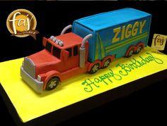 Prime mover #3dcake #structuralcake #primemover #truckcake #constructioncake #fondantcake #iligancakemaker #fajhouseofcakes #philippinecakes #cakeart #iligancake #experiencefaj #birthdaycake