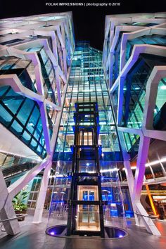 Office building in the CBD, Sydney Australia