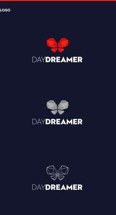Daydreamer / Branding by Necon Creative Agency, via Behance