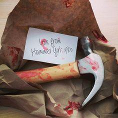 Love from Hammer Girl