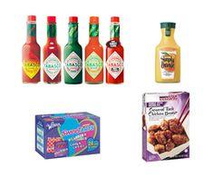 New Coupons: Tabasco, Simply Orange, Wonka Valentines   More!