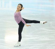 時事ドットコム:浅田、2度目の大舞台へ=まずは団体女子SP〔五輪・フィギュア〕
