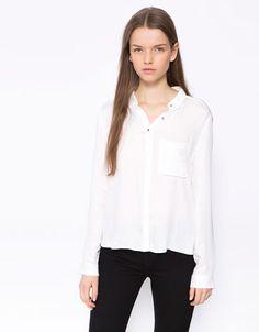 12.99 Bershka España - Camisas & blusas - Bershka