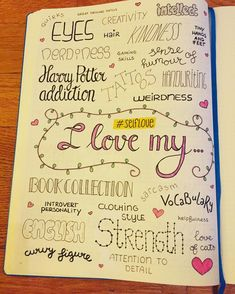 Everyone benefits for self-care. Find inspiration for your next self-care bullet journal page idea on this list and start taking care of you! Bullet Journal Mental Health, Self Care Bullet Journal, Bullet Journal Quotes, Bullet Journal Notebook, Bullet Journal Aesthetic, Journal Pages, My Journal, Bullet Journal Goals, Bullet Journals