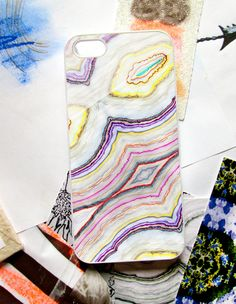 HAPI Silk Rainbow iPhone Case. Sadly, not available for iPhone 6.