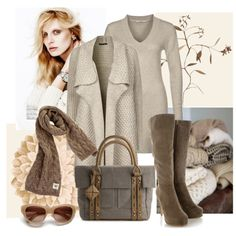 """THE CARDIGAN"" by marili71 on Polyvore"