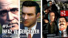 İnfaz ve Gerçekler (Stairway to Heaven) - Mafia 2 PC Gameplay Mafia 2, Stairway To Heaven, Stairways, Youtube, Movies, Movie Posters, Fictional Characters, Stairs, Staircases