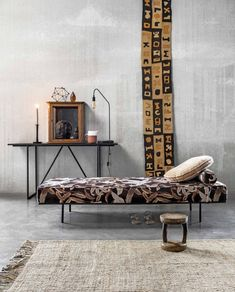 Tribal daybed met wa