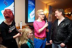 Moderation und Interviews im Cinemaxx Regensburg (2013).  Buchen Sie Jeannine Tieling auch als Moderatorin für Ihr Event!  (Foto: Petra Homeier Fotografie)