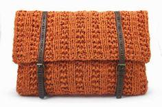 Nuevo Ribbon XL de Hoooked y tutorial bolso tricot