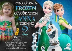 Disney Frozen Fever, Disney Frozen Fever Party, Disney Frozen Fever Invitation, Disney Frozen Fever birthday party ideas, Disney Frozen Fever decorations, Disney Frozen Fever birthday